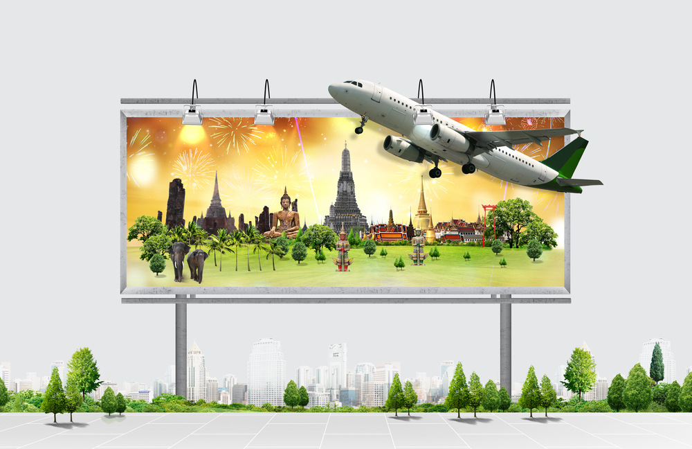 פרסום על מצב טיסה